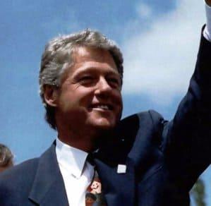 ביל קלינטון, נשיא ארה