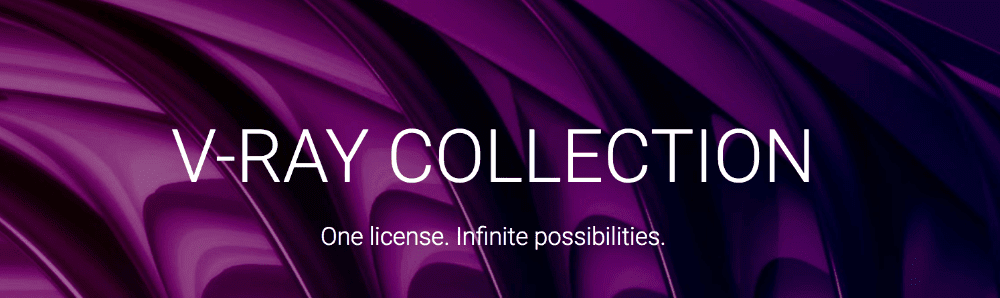 Introducing the V-Ray Collection from Chaos Group