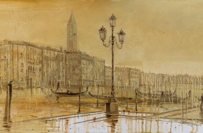 Original Oil Painting: Schubert – Ave Maria