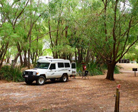 Campingplätze Australien - Stellplatz in Walpole
