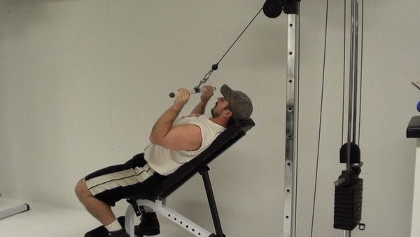 Get Peak Contraction on Your Triceps With This Simple New Pushdown Variations