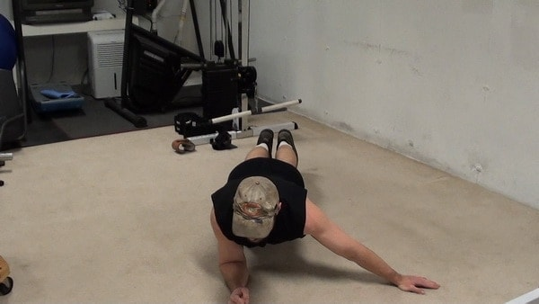 Outrigger Planks for Developing Anti-Rotational Core Strength