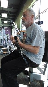 Client Success Story: Strength Training with Parkinson's (Again!)