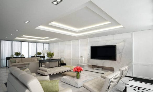simple false ceiling design