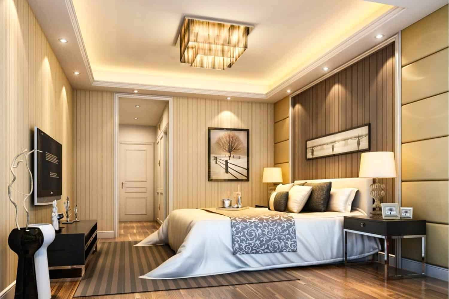 False ceiling designs for bedroom that will win your heart (50+ designs)