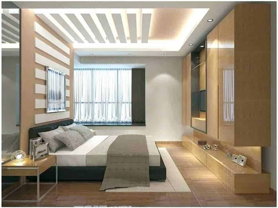 25 Simple False Ceiling Designs To Prove That Less Is More Building And Interiors