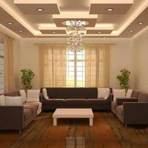 pop false ceiling design for hall