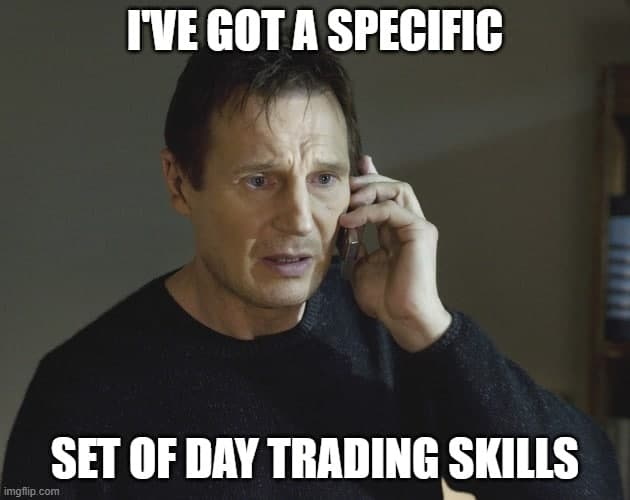 The One Skill You Need to Be Successful Day Trading