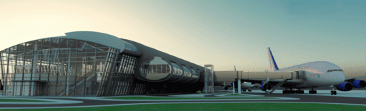 Proyecto ARC + STR Aeropuerto Middle East