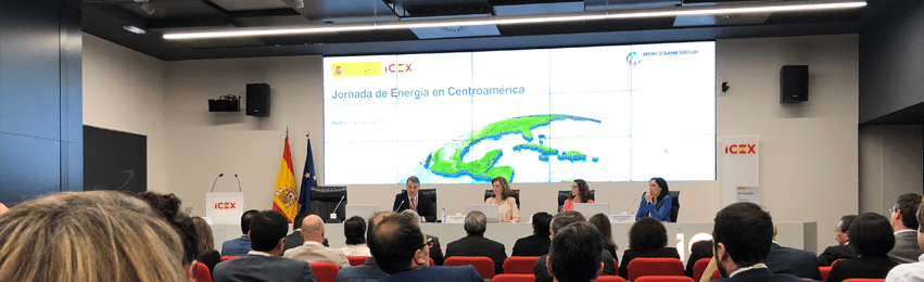 CBS attends the Energy Day in Central America 2018