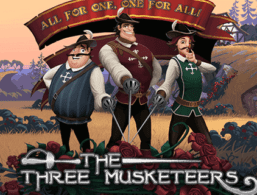Quickspin – The Three Musketeers