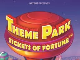 NetEnt – Theme Park: Tickets of Fortune