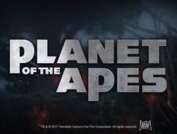 Planet of the Apes af NetEnt