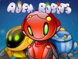 NetEnt – Alien Robots