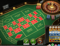 NetEnt – French Roulette Low