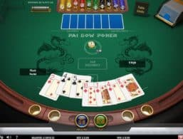 Play'n GO – Pai Gow Poker