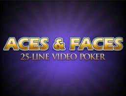 Playtech – Aces And Faces