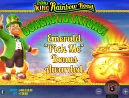 Casinoer med Emerald King Rainbow Road