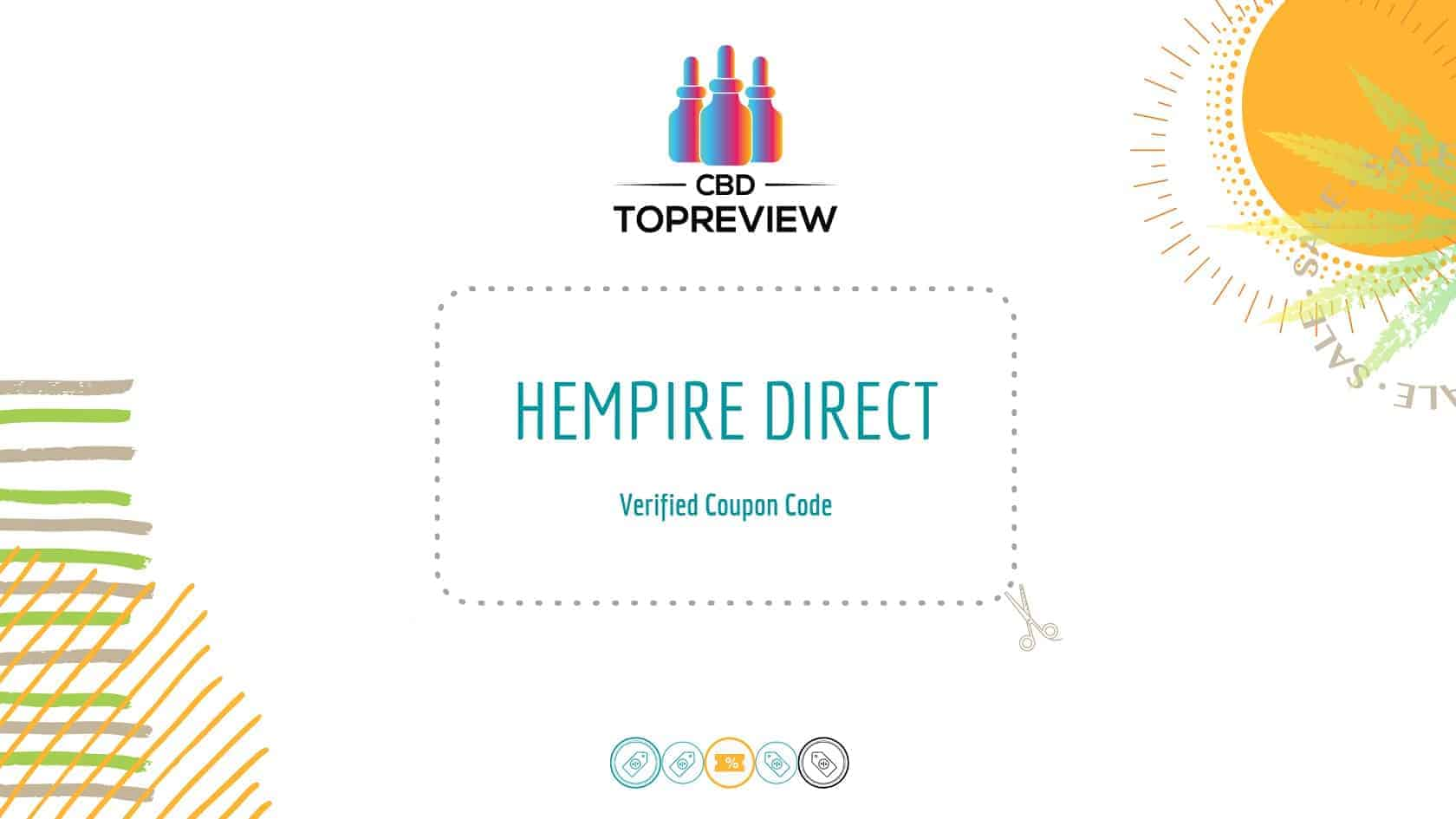 Hempire Direct coupon: 25% off verified promo code