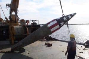 VIDEO: Star-Spangled Buoy Set in Patapsco for 40th Year