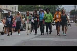 VIDEO: Md. Women Take 116-Mile