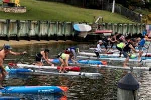 Annapolis Paddlers Create Fall Race Series Amid COVID Cancelations