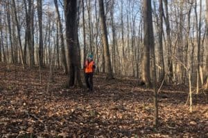 70+ Forested Acres Protected Along South River Tributary