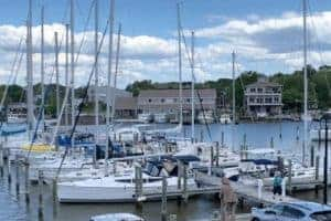 Haven Harbour Marina Resorts in Rock Hall
