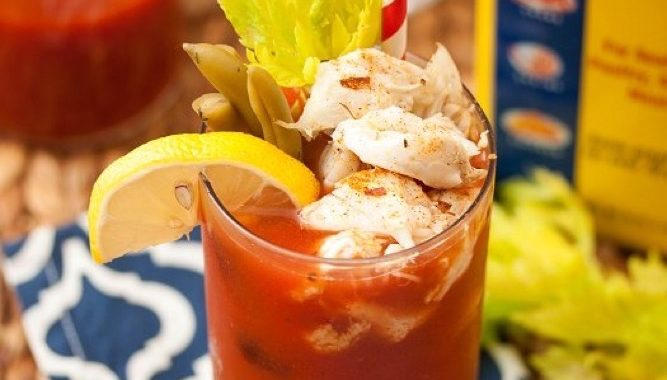 Chesapeake Bloody Mary