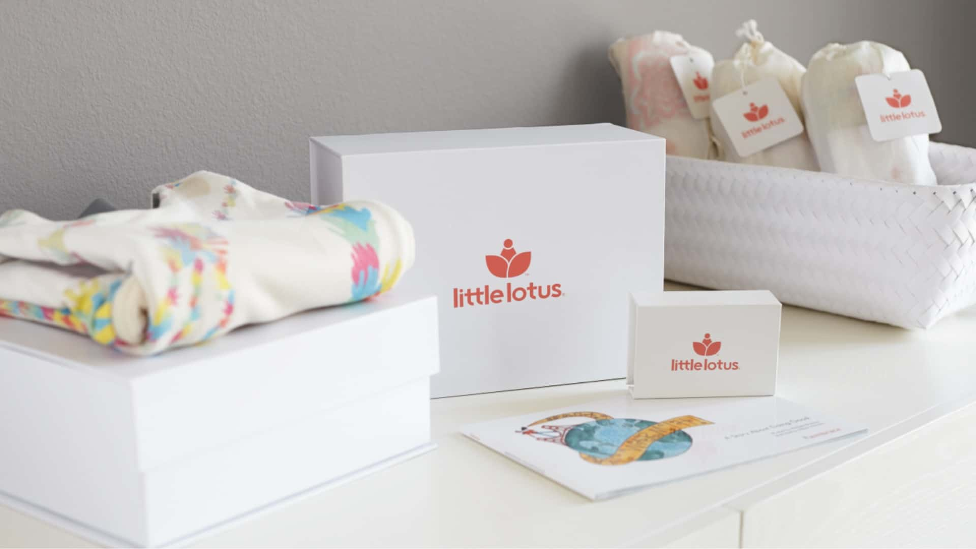 Little Lotus White Boxes - Creative Agency - Citizen Best