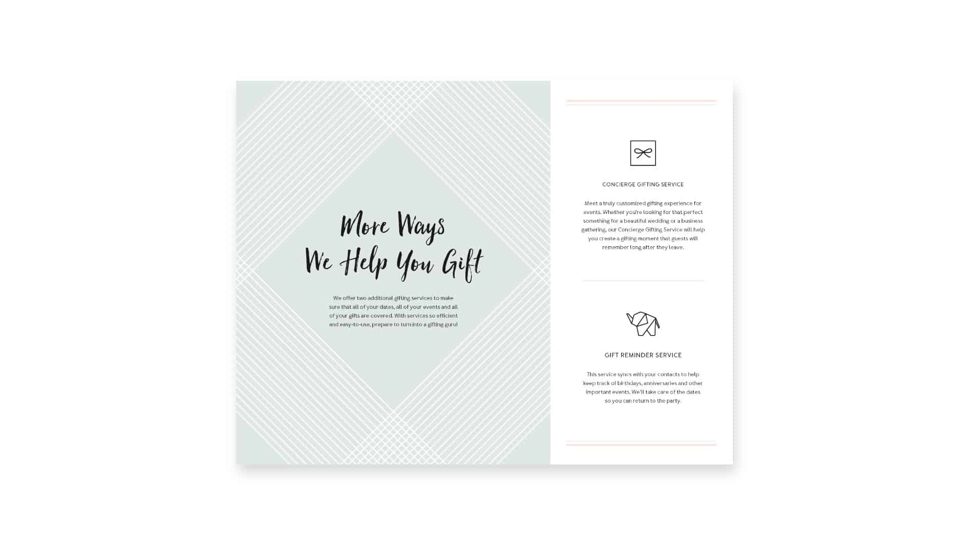 More Ways We Help You Gift - Creative Banding Agency - Citizen Best
