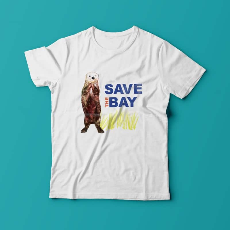 Save The Day White T-Shirt - Graphic Design Agency - Citizen Best