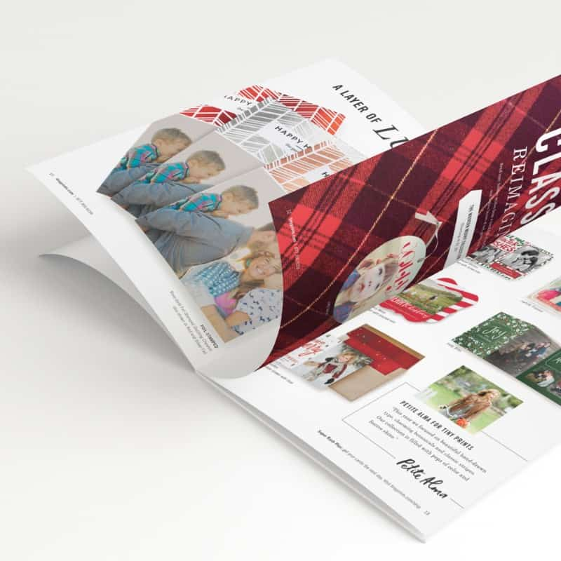 Tiny Prints Magazine 2 - Brand Creative - Citizen Best