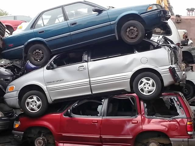 Junk Car Removal Brantford