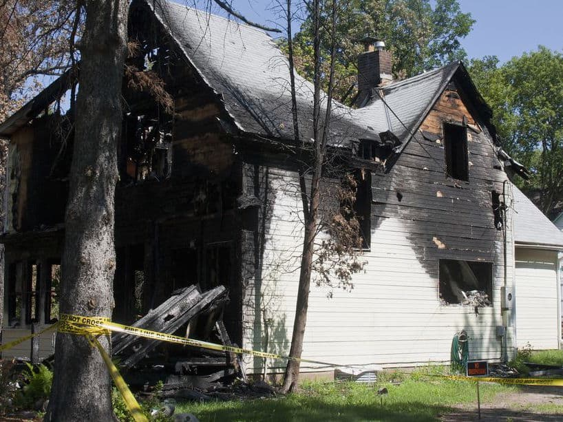 Smoke Damage Insurance Claims