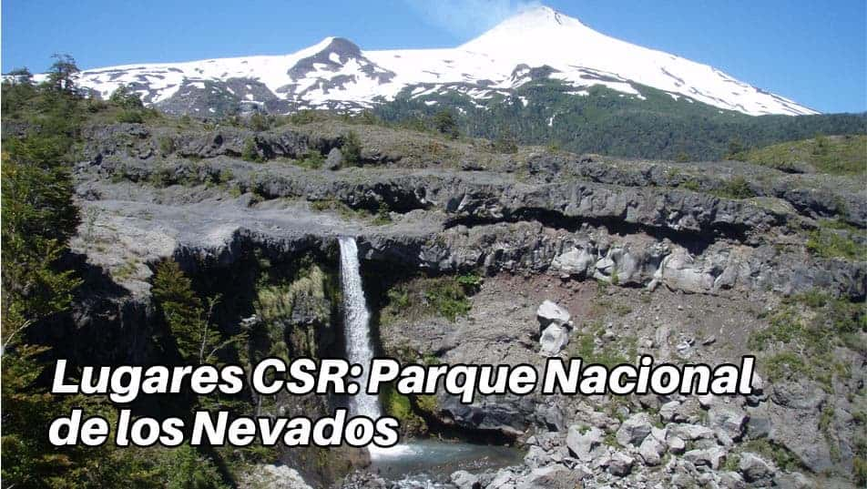 Places CSR: Parque Nacional Natural Los Nevados