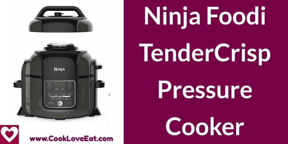 Ninja OP301 Pressure Cooker