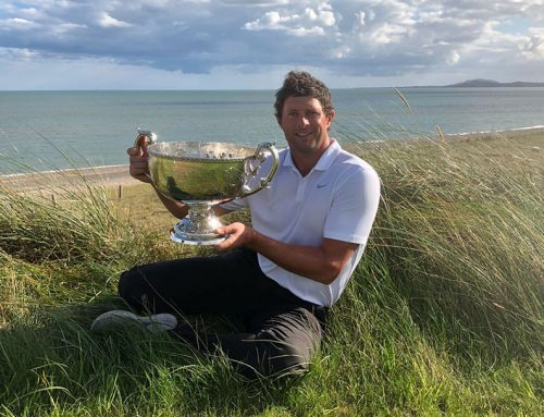 Robbie Cannon wins the Irish Amateur Championship