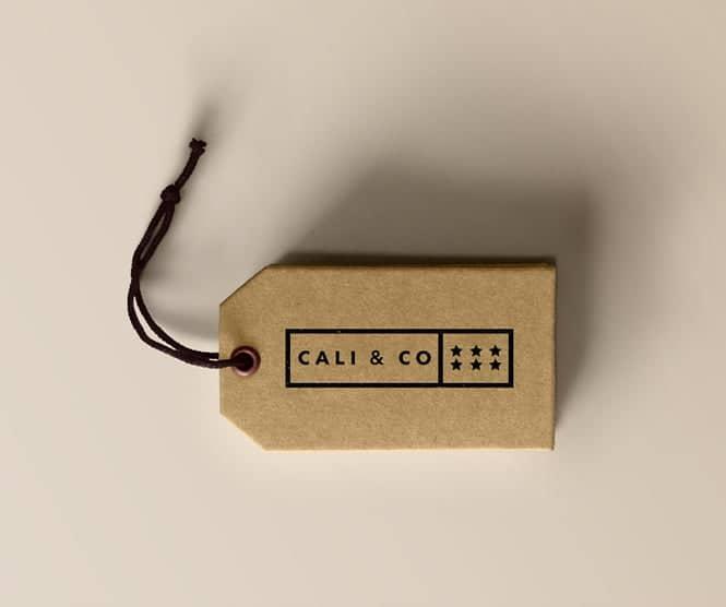 Cali Co graphic design