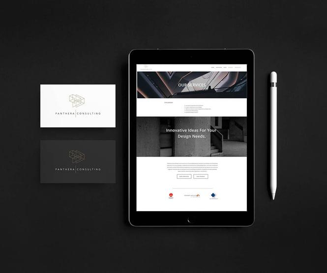 Panthera graphic design