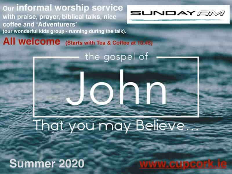 The Gospel of John Series