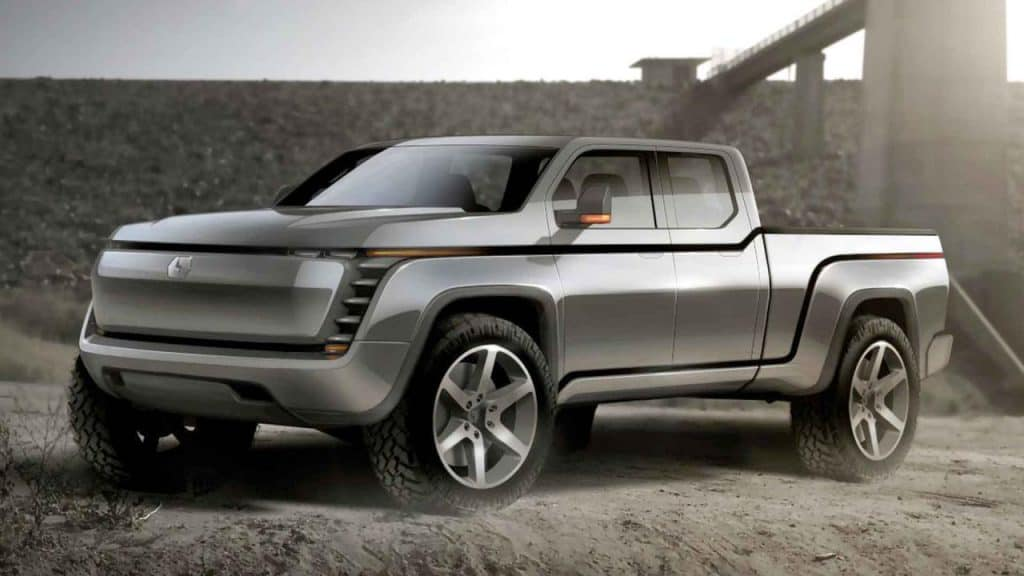 Lordstown Says Its Upcoming Electric Pickup Has Seen 100,000 Reservations So Far