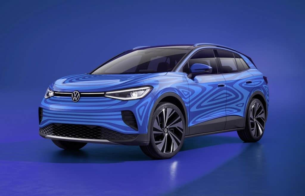 Volkswagen Expecting to Sell up to 500,000 ID.4 SUVs Per Year