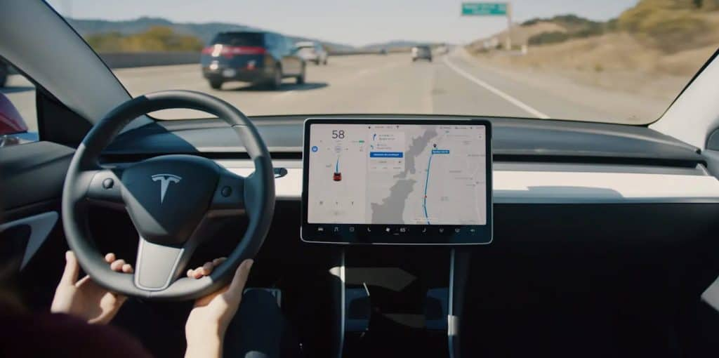 Tesla: Full Self-Driving Beta Rolling Out to Some Owners Next Week