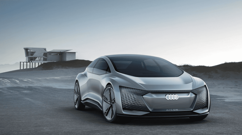Audi's Advanced 'Project Artemis' EV Sedan Could Land in 2024 as the A9 e-Tron