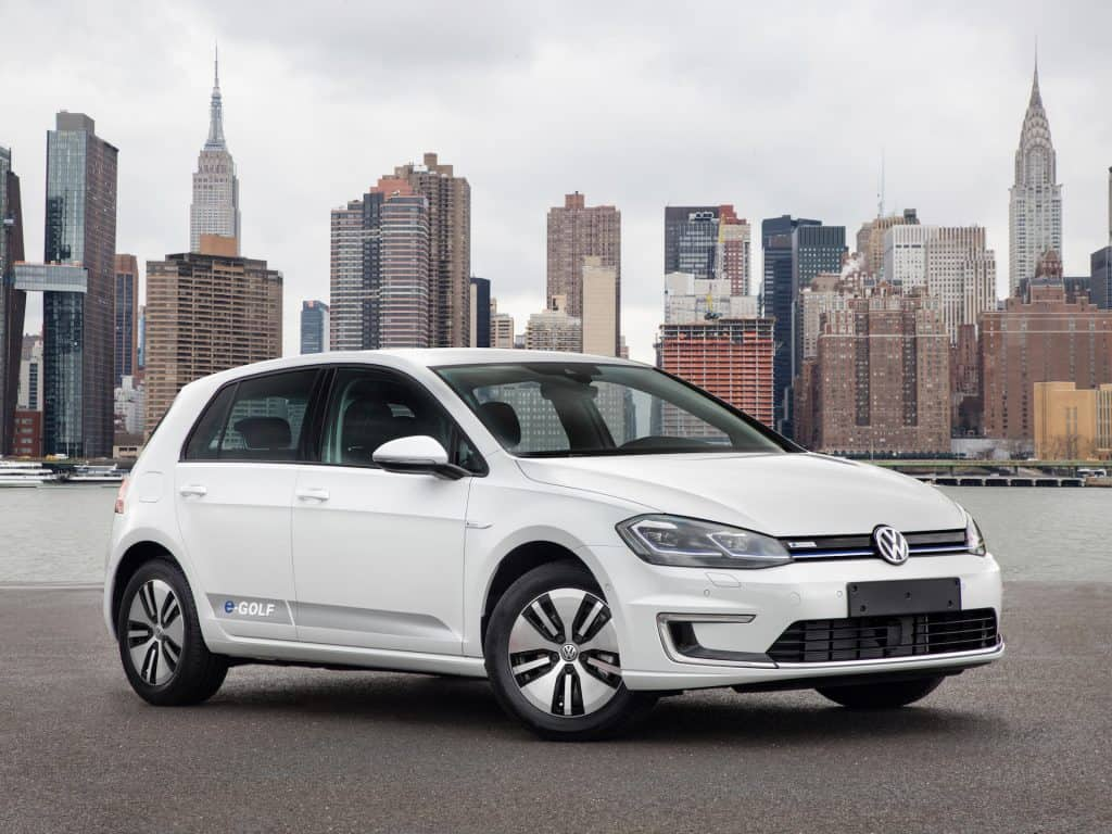 Volkswagen e-Golf Sales in the U.S. Nearly Came to a Standstill in Q2 2020