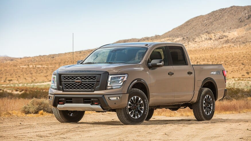 Rumor Claims Nissan Titan EV Coming Soon