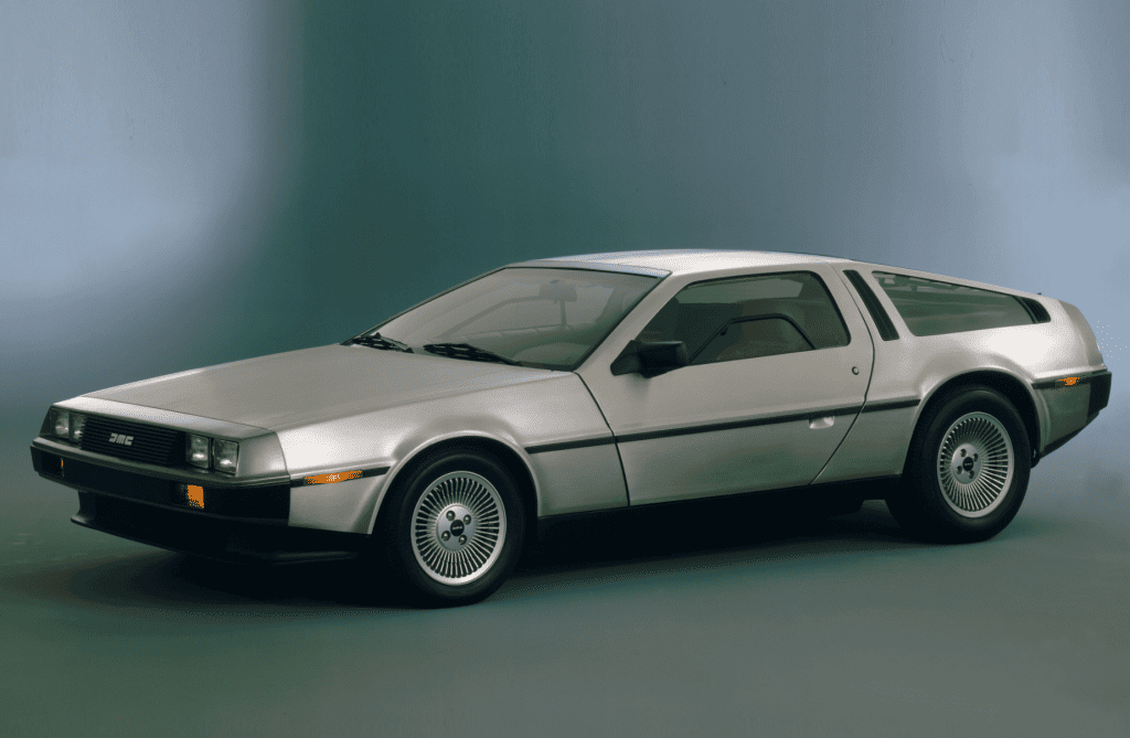 The Classic DeLorean Could Be Re-Launching As an EV