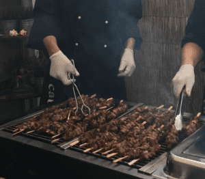 sate vd grill