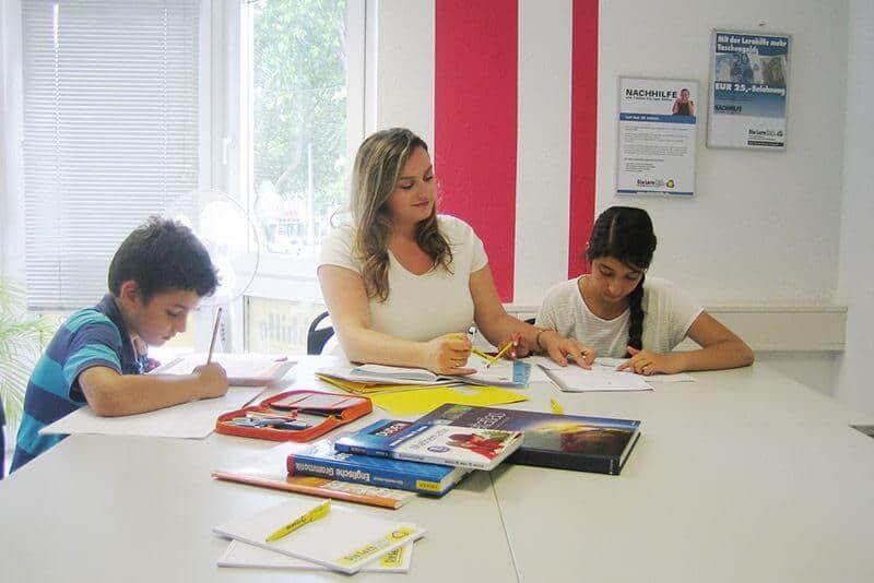 Kompetente Nachhilfelehrer